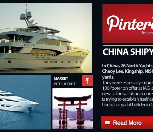 26 North Yachts Visits Chinese