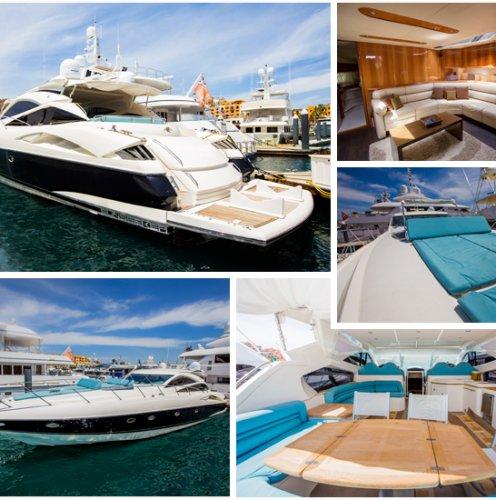 70 Sunseeker Yacht Cabo San