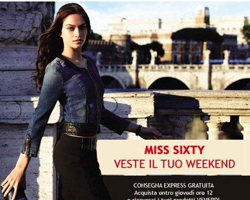Italian fashion brand Miss