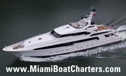 154 Delta Miami Yacht Rentals
