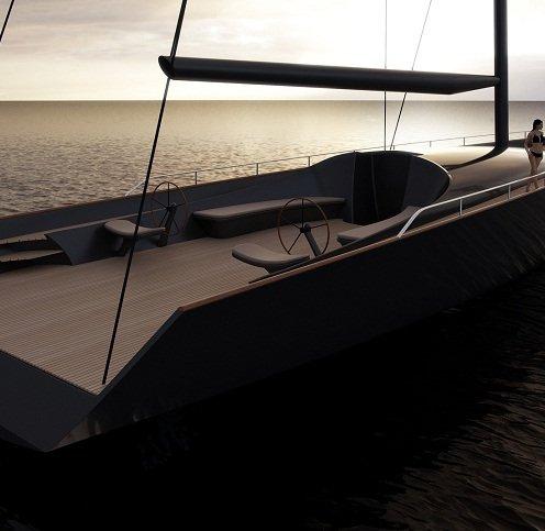 Custom sailing yachts