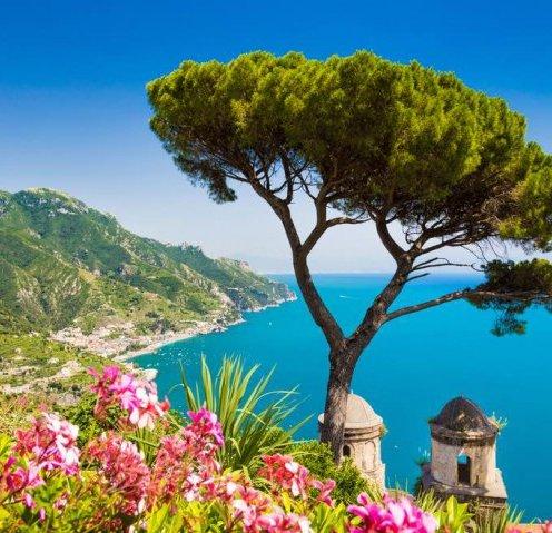 Amalfi Coast Luxury Yacht