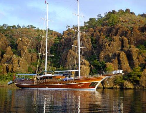 Bahamas Luxury Yacht Charter