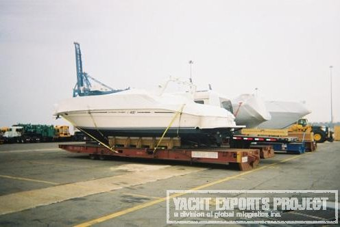Boat Shipping Rates