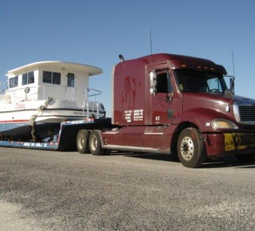 Boat Transport Companies