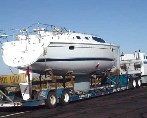 Boat-transport-usa-export