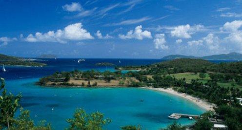 British Virgin Islands yacht