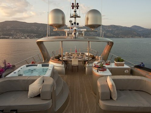 Cannes Yacht Charter Type