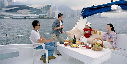 Chartered yachts promises