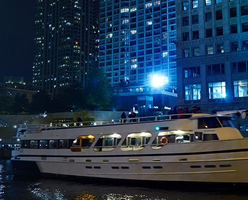 Chicago Boat Charter - Private
