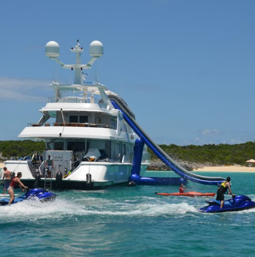 For Bahamas yacht charters