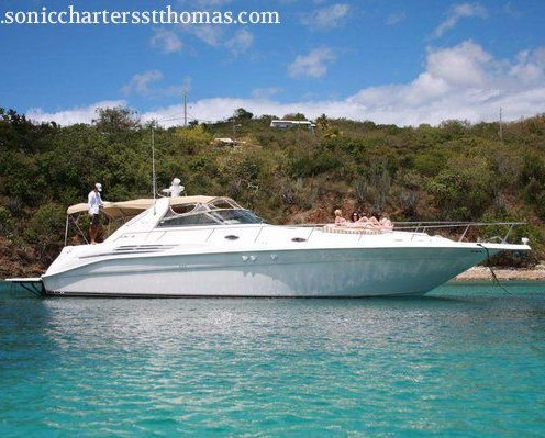 On USVI Charters Boats for