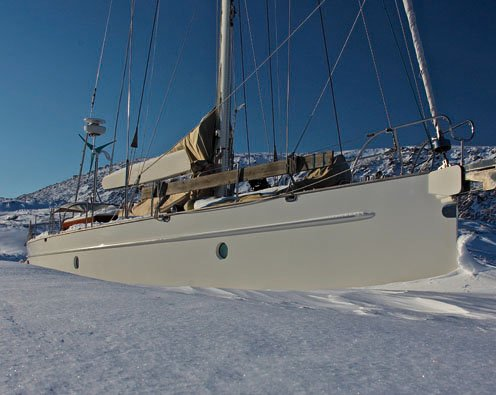 Custom built sailing yachts