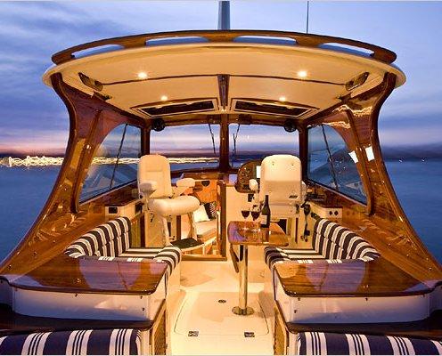 Der Wal/Hinckley Yachts