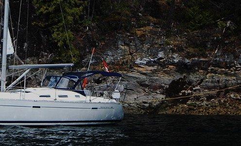 Desolation Sound Yacht