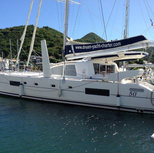 Catana 50 Dream Yacht Charters