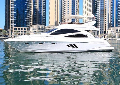 Dubai Yacht Charter Prices