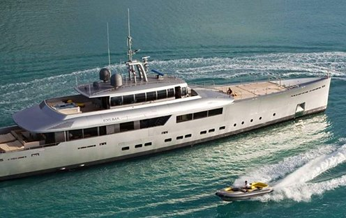 Expedition yacht Exuma