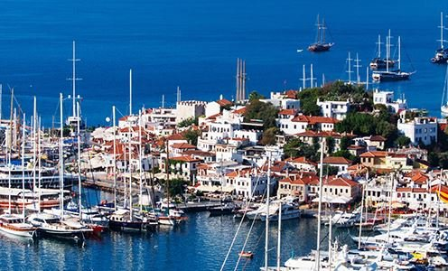 Yacht Charter Marmaris, Turkey