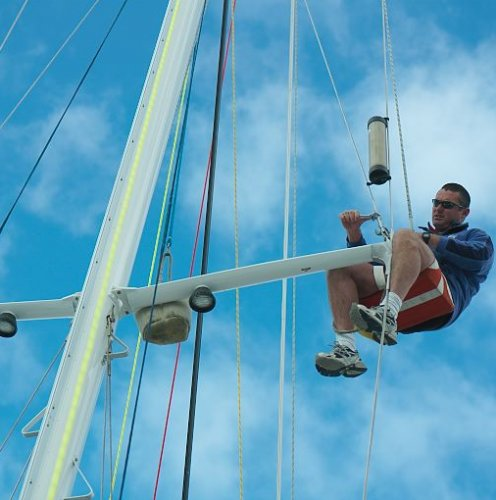 Gulf Harbour Rigging Yacht
