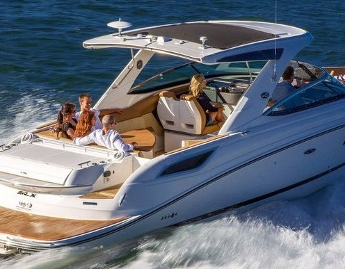 Harbour Yachts - Motorboat and