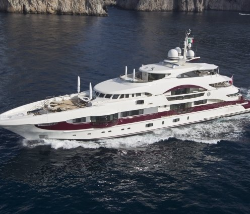 HEESEN 55 Motor Yacht for Sale