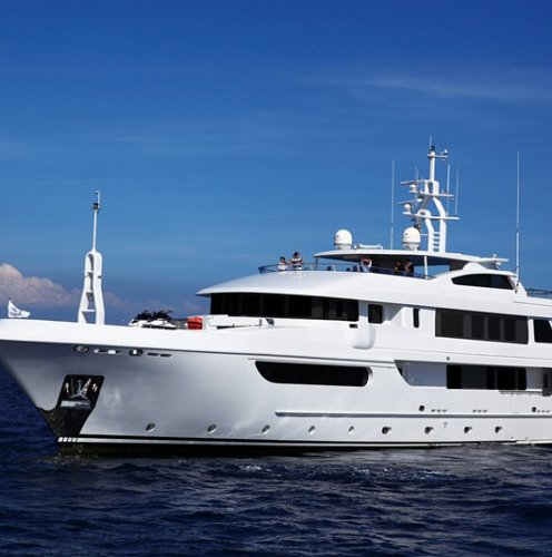 Horizon Yachts of Taiwan has
