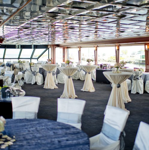 Stylish Yacht Salon
