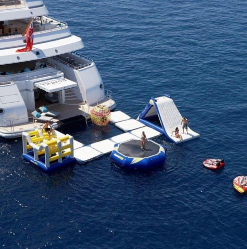 Chartering yachts for your
