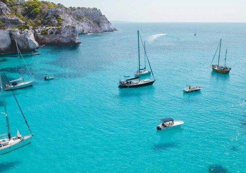 Balearic Islands luxury yacht