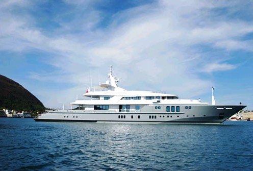 Luxury Yacht SIREN - Nobiskrug