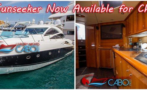 Luxury Yachts Cabo, Cabo Yacht