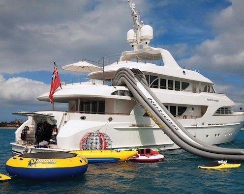 Mega Yacht Charter - France
