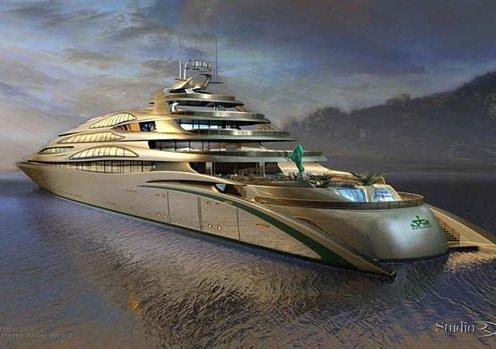Mega Yachts   Luxury Lifestyle