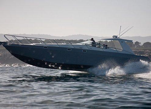 Moggaro Aluminium Yachts has