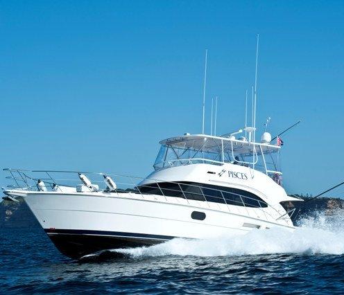 Motor Yacht Charters Sydney