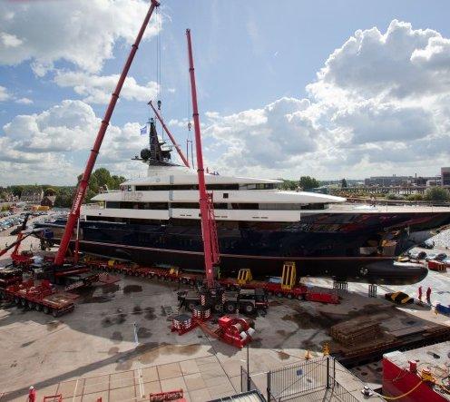 Motor yacht SEVEN SEAS Y706