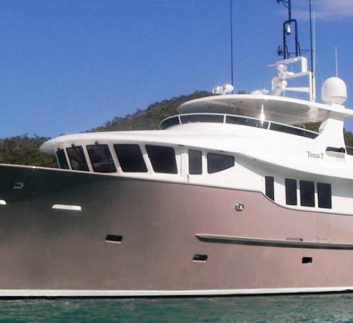 Motor yacht TEXAS T