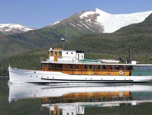 MV Discovery | Alaska Small