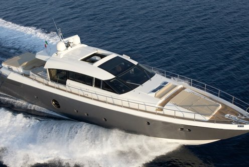Introduced by Aicon Yachts