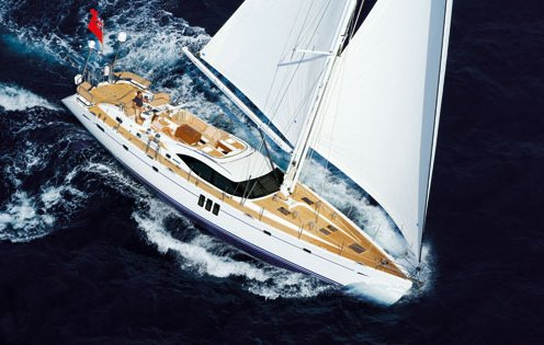 The award-winning Oyster 625