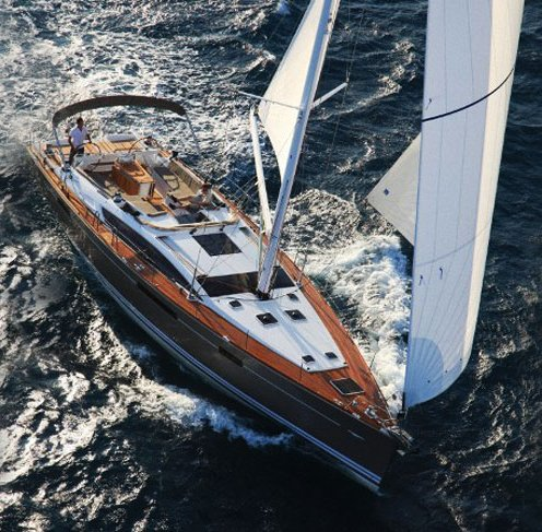 Jeanneau 57 - a luxury sailing
