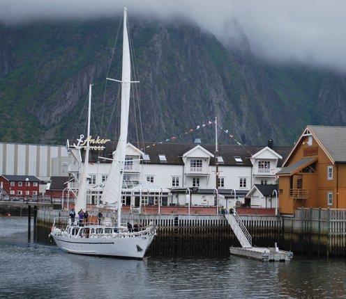 Luxury Sailing Trips - Norway