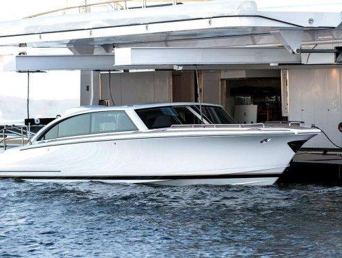 Hodgdon Yachts - Limo Tender