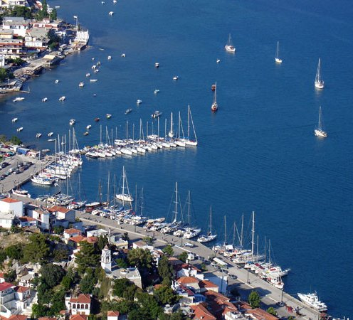 Skiathos Yacht Charter Base