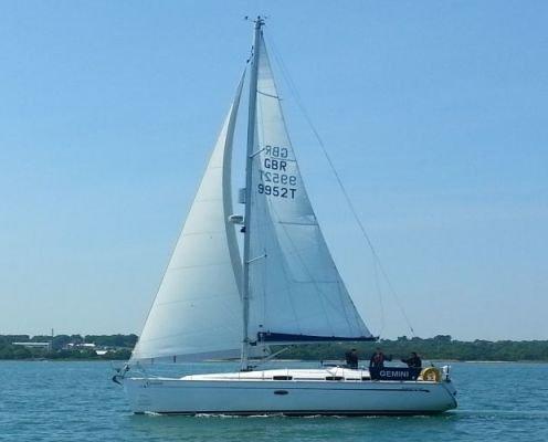 Solent Bareboat Yacht Charter