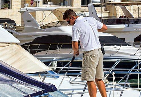 Malta Yacht Marina Services
