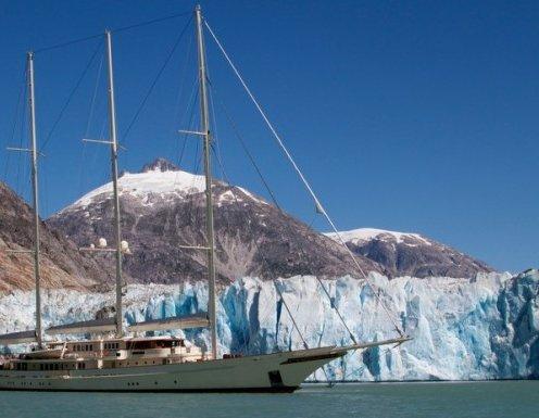 Luxury mega yacht Eclipse