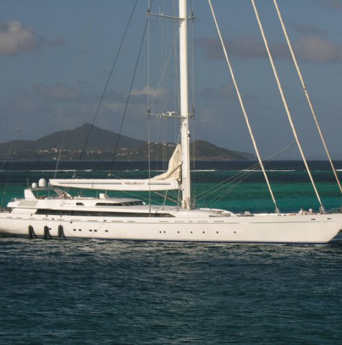 The top 10 largest sailing