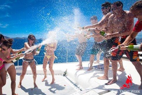 The Yacht Week 2012 Caribbean